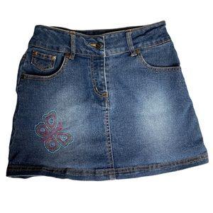 LA SENZA Kids Denim Skirt Size Small